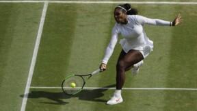 """Wimbledon: """"Maman Serena"""" à une victoire d'un record légendaire"""