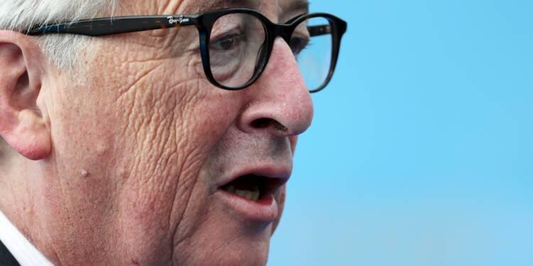 """Commerce: Juncker se dit pas """"excessivement optimiste"""" avant de voir Trump"""