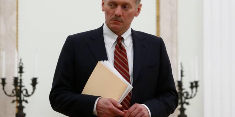 """La Russie promet une riposte après les sanctions """"inadmissibles"""" de Washington"""