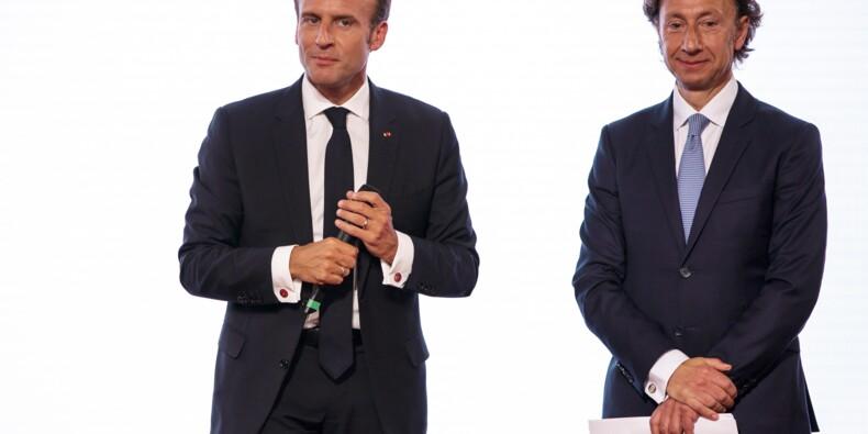 """Patrimoine: Stéphane Bern quittera sa mission s'il n'est qu'un """"cache-misère"""""""