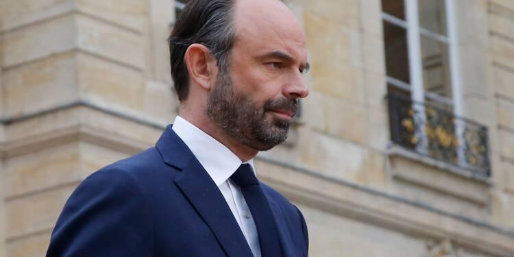 """L'impôt sur le revenu sera prélevé à la source au 1er janvier 2019"""", assure Philippe"""