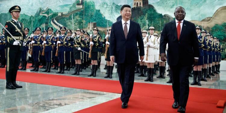 """La Chine vante son aide """"sans conditions"""" à l'Afrique"""