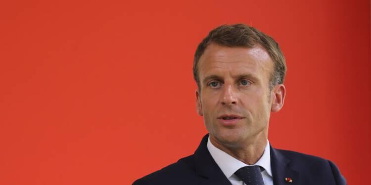 Guerre d'Algérie: après Maurice Audin, Macron fait un geste pour les harkis