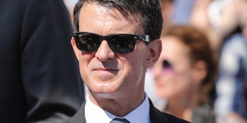 """A Evry, ex-fief de Manuel Valls: """"+Adios+"""" et """"bonne chance"""" à Barcelone"""