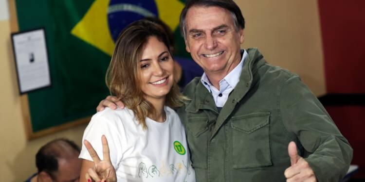 Brésil : le candidat d'extrême droite, Jair Bolsonaro, élu président