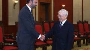 Vietnam: la France signe d'importants contrats, dont une commande pour Airbus