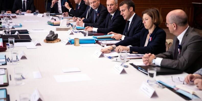 Le Conseil des ministres rejoint le périple mémoriel de Macron