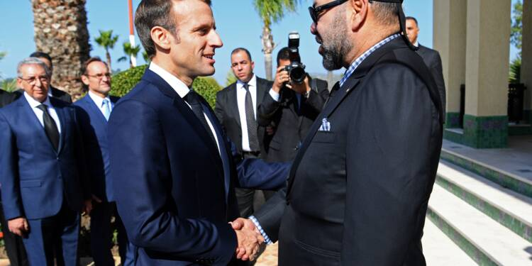 Maroc: Macron et le roi Mohammed VI inaugurent une ligne à grande vitesse