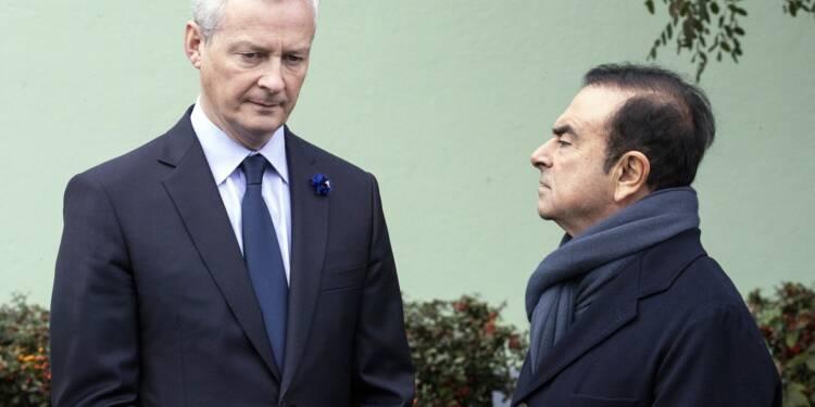 Audit chez Renault avant une réunion de l'alliance, Ghosn nie toute malversation