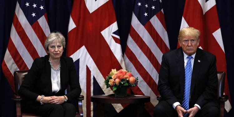 Brexit : Donald Trump dénonce l'accord conclu entre le Royaume-Uni et Bruxelles
