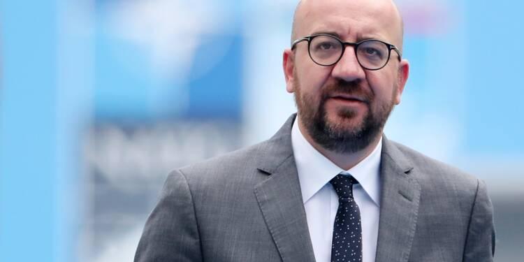 Le Premier ministre belge Charles Michel a annoncé sa démission