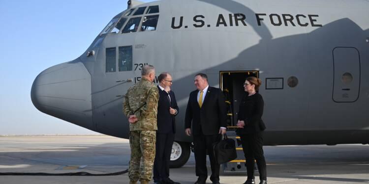 Après un arrêt en Irak, Mike Pompeo arrive en Egypte