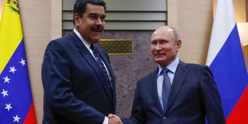Pétrole, armes… La Russie risque de perdre des milliards au Venezuela