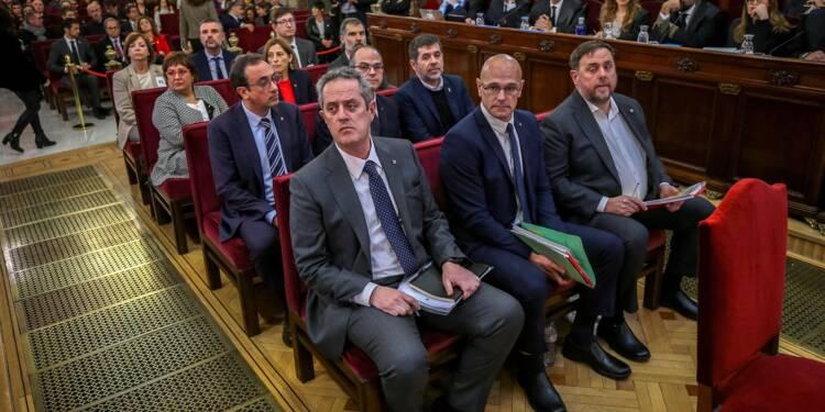 Espagne : début du procès de la tentative de sécession de la Catalogne
