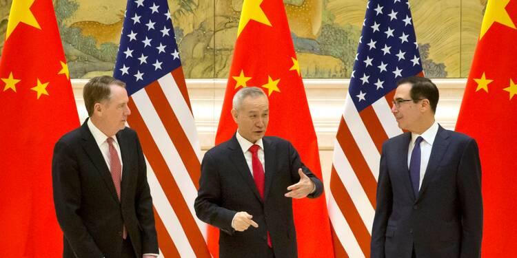 Guerre commerciale Chine-Etats-Unis: reprise des pourparlers avant la prochaine salve