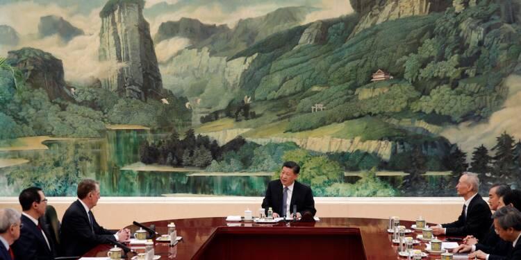 Commerce: les négociateurs se parlent, mais pas de date pour un sommet Trump-Xi