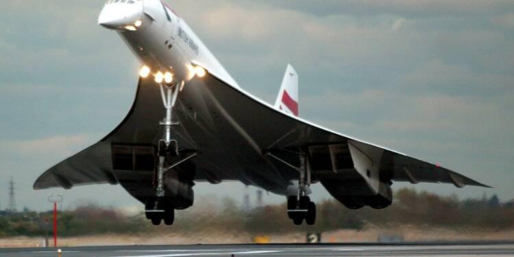 """""""Bang"""" et bruit au décollage: le futur supersonique devra se montrer silencieux"""