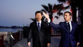 """Emmanuel Macron reçoit le président chinois Xi et appelle à un """"multilatéralisme fort"""""""