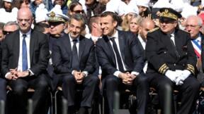 Macron et Sarkozy côte à côte pour un hommage aux résistants des Alpes