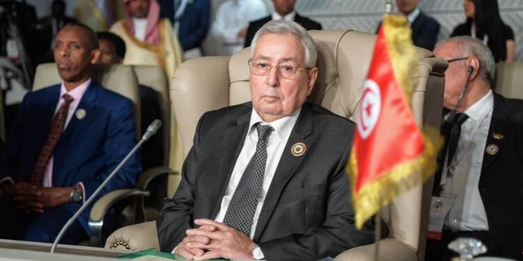Algérie: réunion du Parlement mardi pour nommer le président par intérim