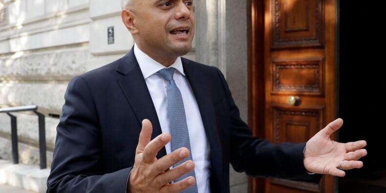 GB: Sajid Javid, un eurosceptique fils d'immigré pakistanais aux Finances