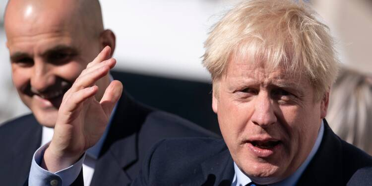 "Brexit: Boris Johnson ""prudemment optimiste"" sur la possibilité d'un accord"