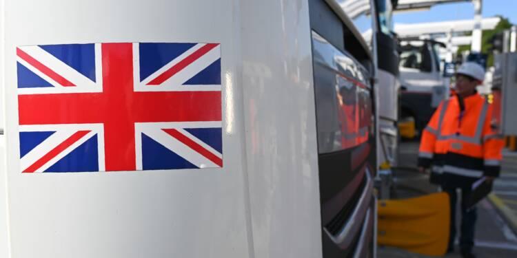 """Brexit: les douanes françaises et Eurotunnel """"confiantes"""" pour maintenir la fluidité du trafic"""