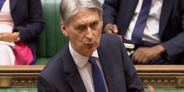 GB: Hammond écarte tout dumping fiscal après le Brexit, Downing Street ne confirme pas