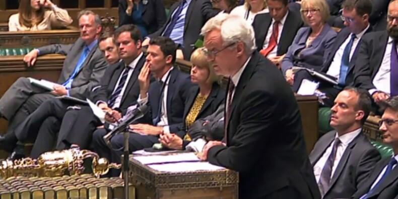 Le Parlement britannique examine le projet de loi d'abrogation du droit européen
