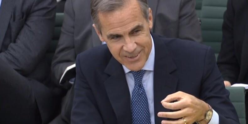 La Banque d'Angleterre relève son taux pour la première fois depuis 2007