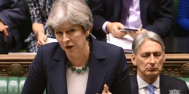Brexit: May va préciser sa vision du future partenariat avec l'UE le 2 mars