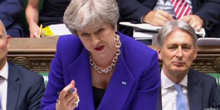 Principaux points du plan britannique pour l'après Brexit