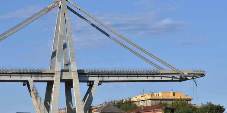 """Amputée du pont Morandi, Gênes redoute le """"chaos"""""""