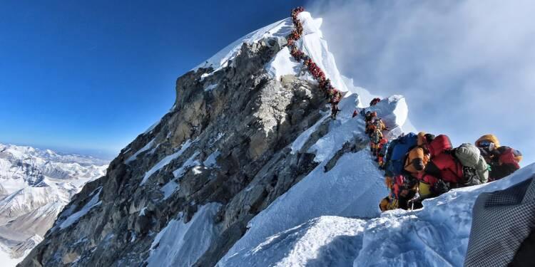Trois nouveaux morts sur l'Everest embouteillé