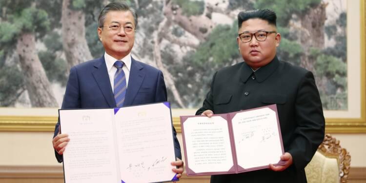 Dénucléarisation: Kim Jong Un fait des gestes, Washington prêt au dialogue