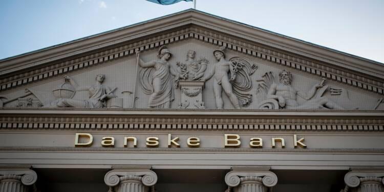 Blanchiment: Danske Bank poursuit sa dégringolade en Bourse