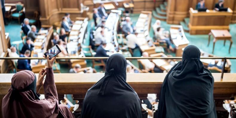 Le voile intégral interdit dans l'espace public au Danemark
