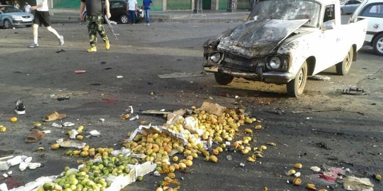 Syrie: plus de 150 morts dans des attaques de l'EI dans le sud