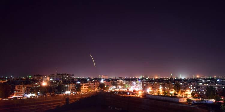 Le régime Assad accuse Israël d'avoir attaqué des cibles en Syrie