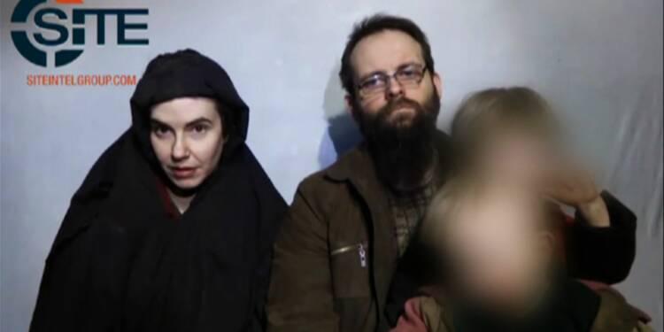 Une famille nord-américaine otage libérée au Pakistan, Trump se félicite