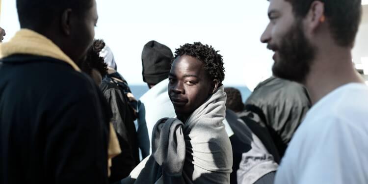 Aquarius: les migrants attendus en Espagne, la France en accueillera une partie