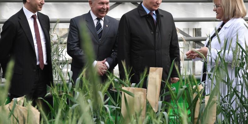 """Poutine se vante d'avoir fait de l'agriculture une """"locomotive"""" économique"""