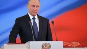 Poutine a prêté serment pour son 4e mandat à la tête de la Russie
