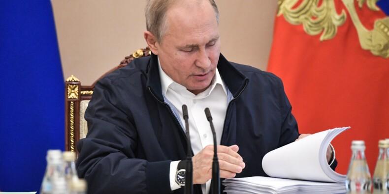 Face au mécontentement, Poutine promet d'augmenter le niveau de vie des Russes