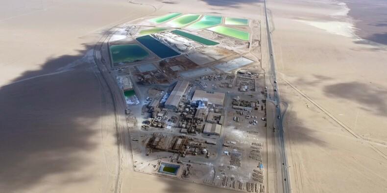 Lithium: le chinois Tianqi renforce sa position avec un deal géant au Chili