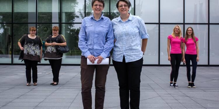 Réunion de jumeaux en Serbie