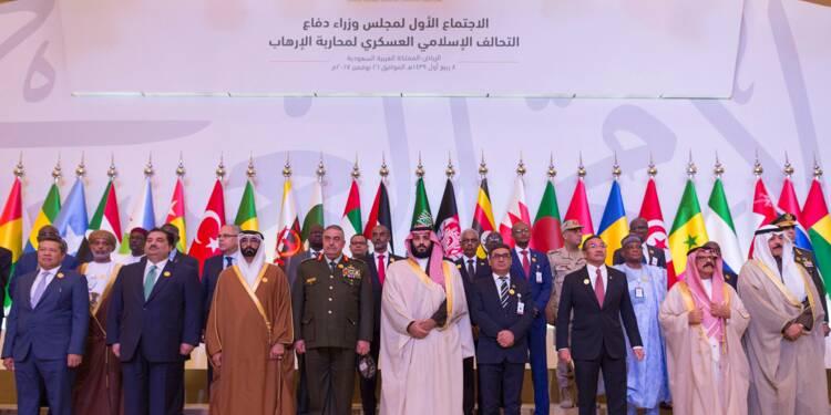 Lancement à Ryad d'une coalition antiterroriste de pays musulmans
