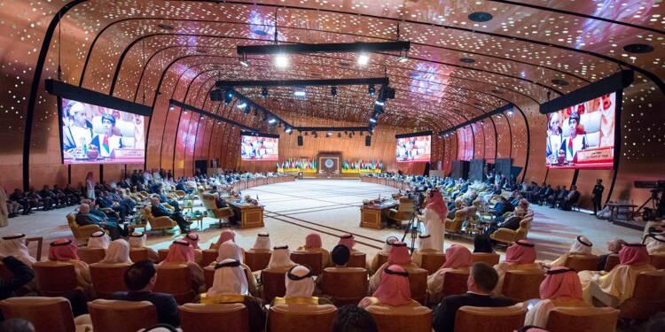 Le sommet arabe critique la décision américaine sur Jérusalem, dénonce l'Iran