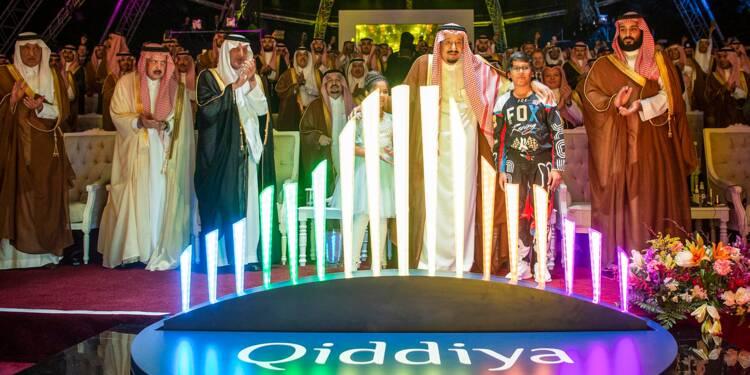 """Arabie saoudite: coup d'envoi d'un projet de """"cité du divertissement"""""""