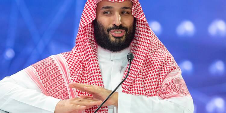 """Le prince héritier saoudien juge """"hideux"""" le meurtre de Khashoggi"""